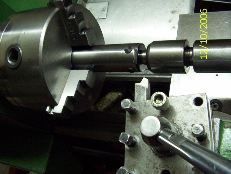 Air Arms Prosport - demontaż lufy. Montaż lufy Lothar Walther. - airgunservice.pl