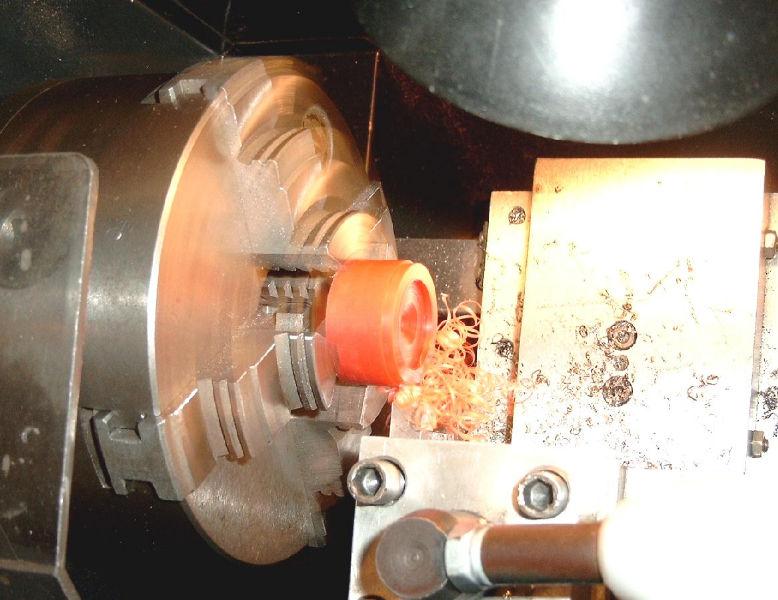 Modyfikacja tłoka Weihrauch HW 95 – prowadzenie